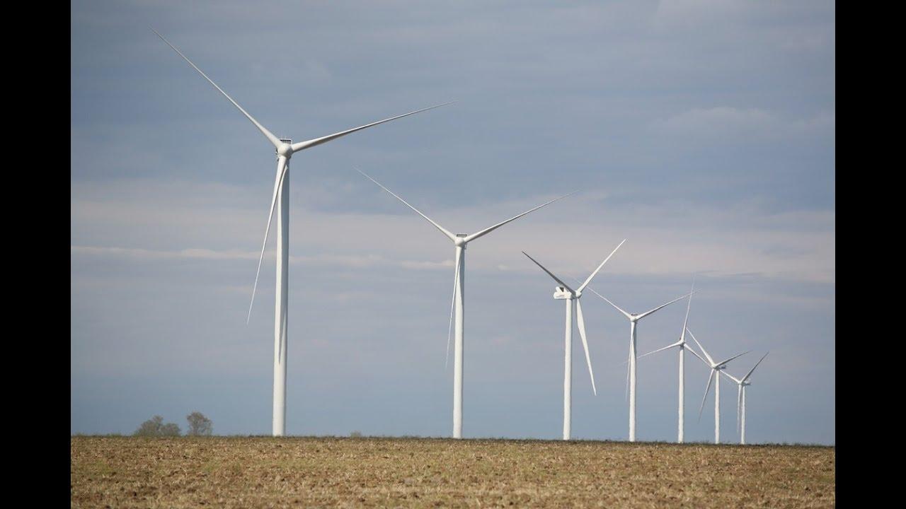 На Прикарпатті побудують вітрову електростанцію