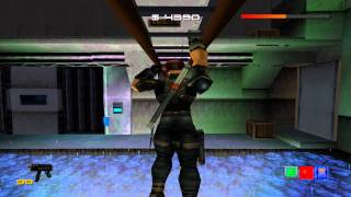 """Fighting Force 2 - Mission 1 """"Stell Mill"""""""