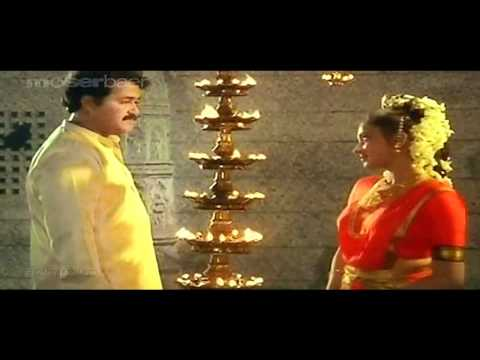 Appu Malayalam Movie Song - Koothambalathil ~  Mohanlal & Sunitha