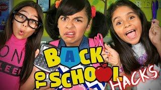 Back To School Life Hacks // GEM Sisters