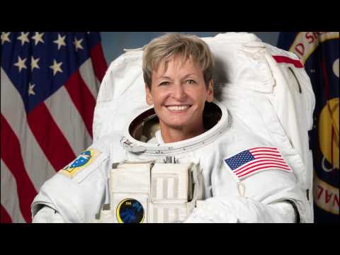 Whitson Receives Call from President Trump on This Week @NASA – April 28, 2017