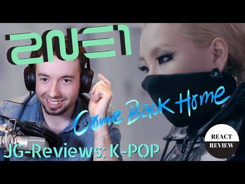 MUSICIAN Reacts & Reviews  2NE1 - Come Back Home | JG-Reviews: K-POP