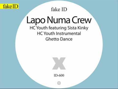 ID-600 LAPO NUMA CREW Hc Youth - Promomix by Phokus