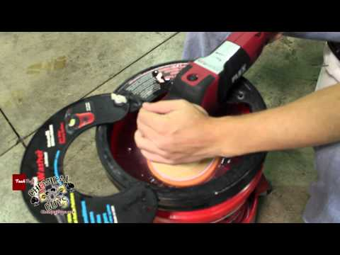 Grit Guard Universal Pad Washer - How To Clean Foam Polishing Pads Chemical Guys EPIC DETAILING