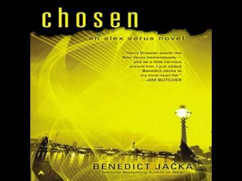 Chosen  -  Alex Verus -  Benedict Jacka,#4