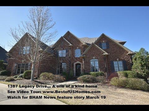 Sweet Homes Alabama: Greystone Legacy