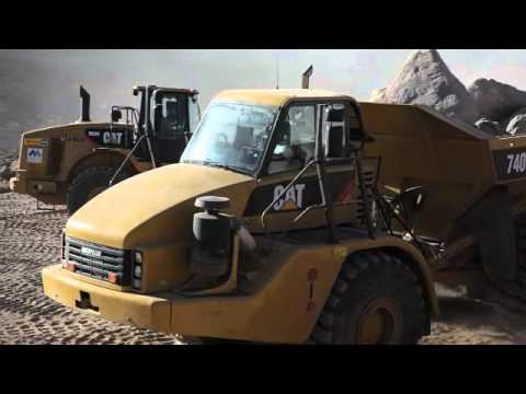Caterpillar Machine Zahid Tractor Saudi Arabia Jeddah Preview  best machine In the world