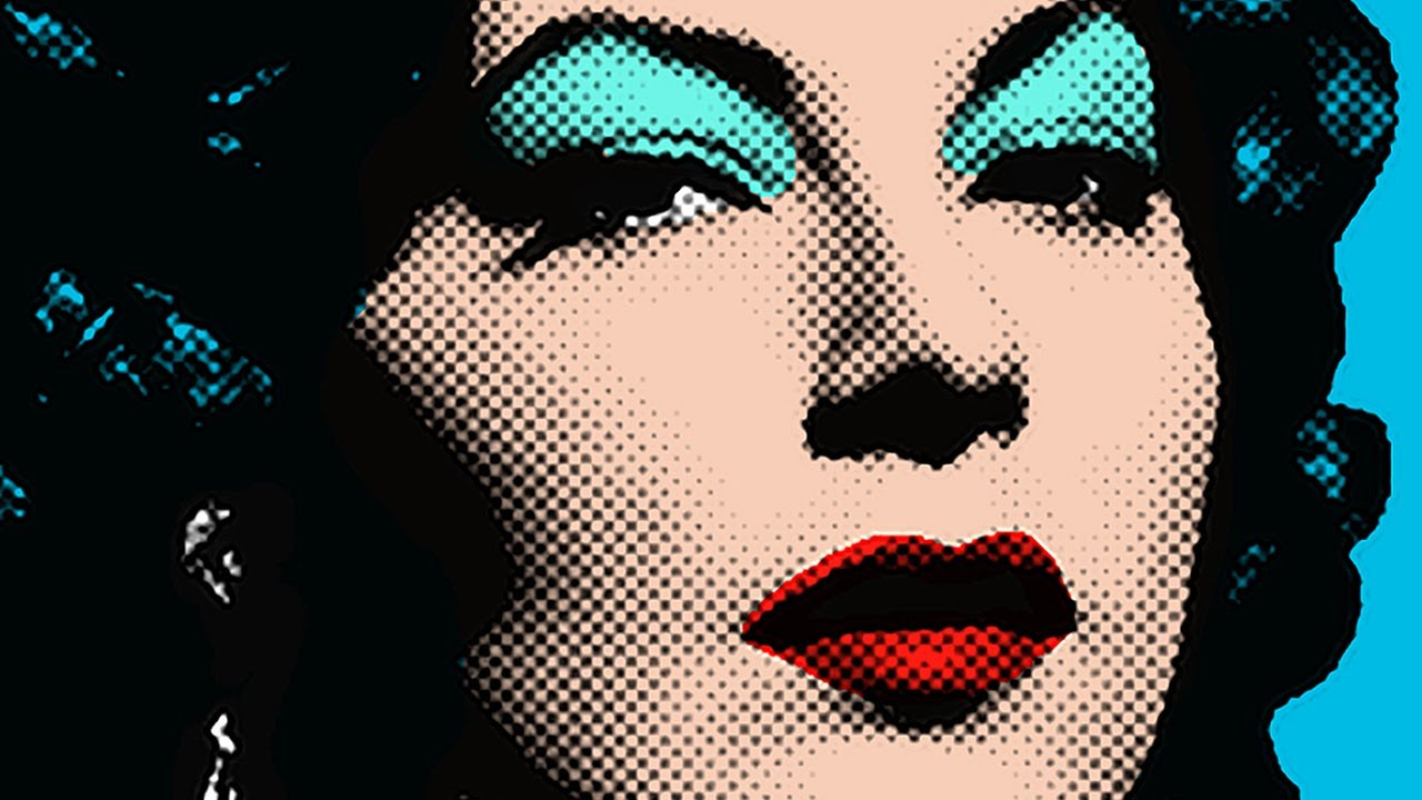 Photoshop tutorial how to make a pop art portrait from a photo youtube