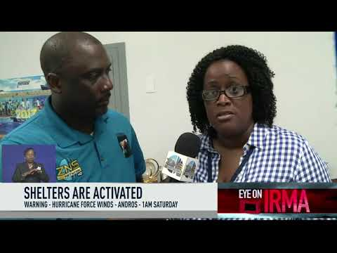 BEHIND THE SCENES WITH THE BAHAMAS MET OFFICE