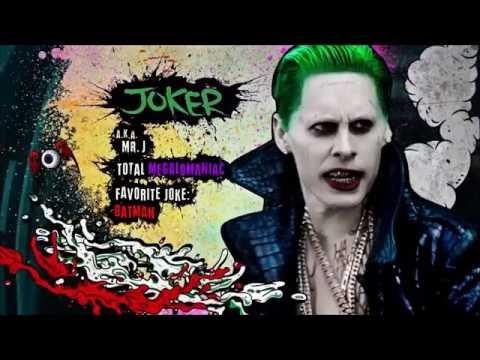 Suicide Squad Trailer   Skrillex Purple Lamborghini Feat  Rick Ross Music
