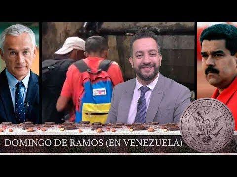 DOMINGO DE RAMOS (EN VENEZUELA) - EL PULSO DE LA REPÚBLICA