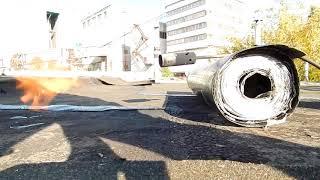 видео Покрыть крышу гаража: чем и как перекрыть своими руками