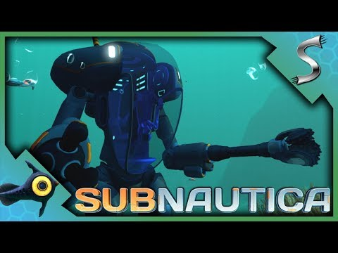 MAKING THE PRAWN EXOSUIT! DRILLING FOR ORES & EXPLORING THE DEPTHS - Subnautica [Gameplay E9]