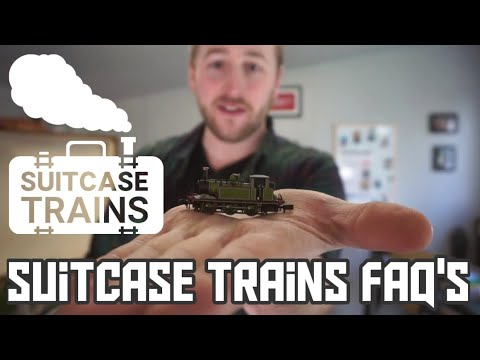 SUITCASE TRAINS FAQ`s