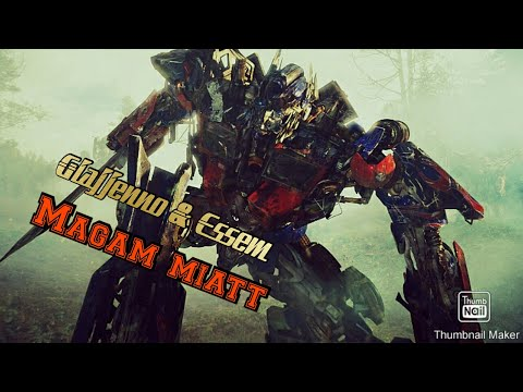 🔥🔥Giajjenno & Essem 🔥🔥 - Magam Miatt 💀 (Optimus Prime Music Video)🔥🔥