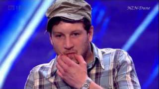 Matt Cardle - First Audition - You Know I