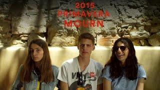 Mourn   Primavera 2015   PitchforkTV