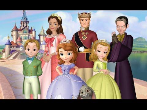 Princesse Sofia En Francais La Petite Sorciere Partie Complete Youtube