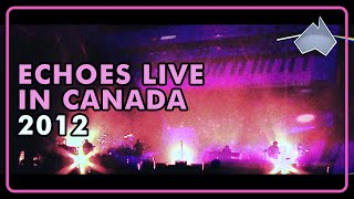 Echoes Live in Canada 2012 - The Australian Pink Floyd Show