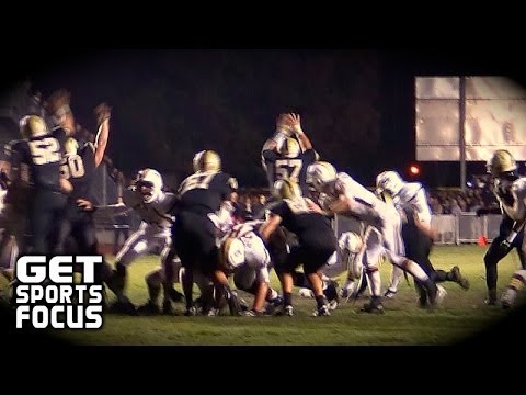 St. Francis vs Mitty - @GetSportsFocus Football 2013
