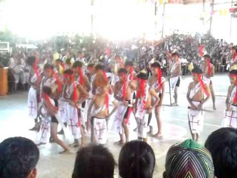 mansalay catholic high school street dancing exhibition