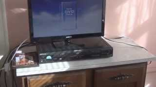 03.Sony BDPS3500 Blu-ray Player with Wi-Fi unboxing and setup
