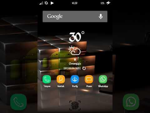 Review Samsung GT S6310 New Rom Ajalah S8 Theme