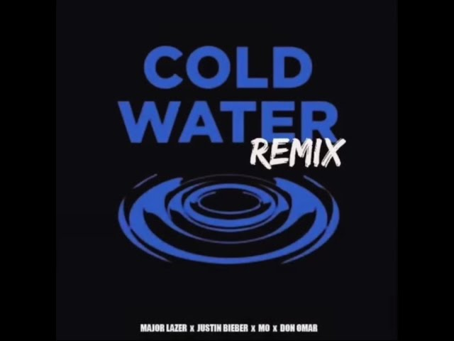 COLD WATER (REMIX) - Don Omar