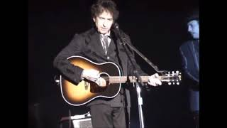 "Bob Dylan ""Cocaine Blues"" 27 Feb 1999 Atlantic City NJ Early show"