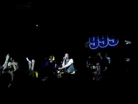 Mr Brightside - Alan Fletcher and the X-Rays - Liv...