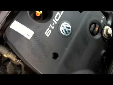 Bruit Volant Moteur HS Volkswagen Golf 4 TDI 90