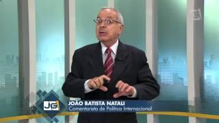João Batista Natali / Brasil é notícia mundial por crise e corrupção