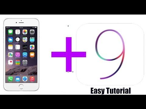 Install IOS 9 Beta 1 Very Easily!