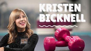 High Stakes Poker Pro Kristen Bicknell