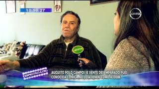 Augusto Polo Campos dice que APDAYC lo estafó sin remordimiento alguno