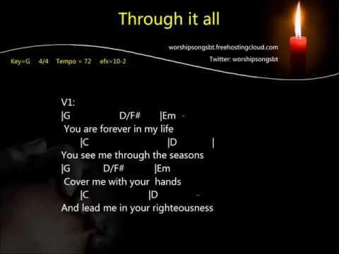 Hillsong - Through it all (K)