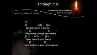 Hillsong - Through it all (K)