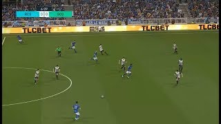 Video Gol Pertandingan Strasbourg vs Angers SCO