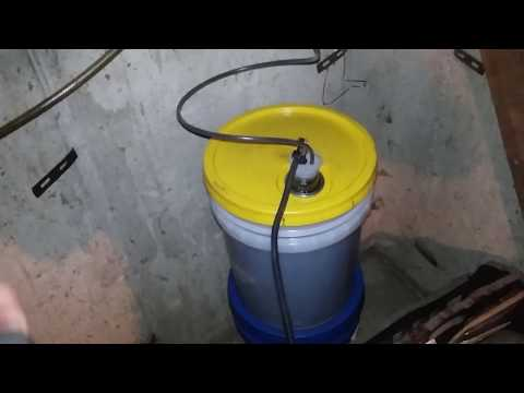 DIY -Best Waste oil burner drip feed system so far