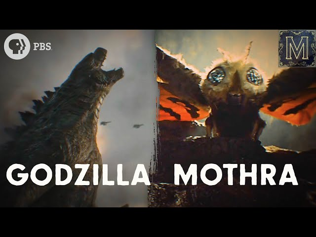 Godzilla and Mothra: King and Queen of the Kaiju | Monstrum