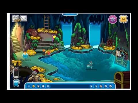 How To Get the Key In Club Penguin Puffle Rescue