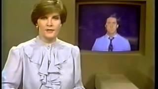 WDSU NewsCenter 6 at 10 PM Segments - July 9, 1982