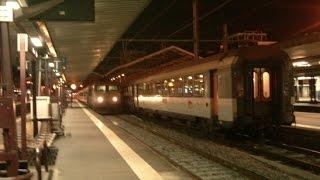 La gare de Toulouse-Matabiau: les derniers trains du samedi soir - 17/10/15