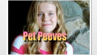 Pet Peeves! Thumbnail