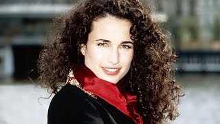 🎭  Энди МакДауэлл  (Andie MacDowell TOP 10 Films)