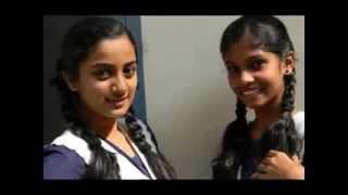 Actress Namitha Pramod School Life