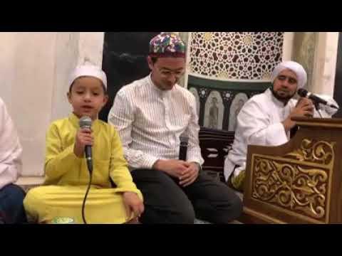 Sholawat Qomarun Dipimpin Oleh Cucu Habib Syech Bin Abdul Qodir Assegaf
