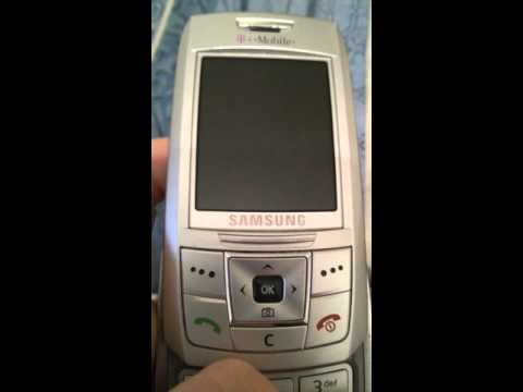 Samsung E250 ringtones