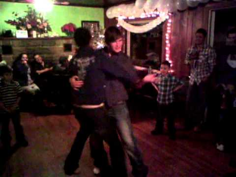 Dancing At Mexican Wedding