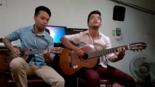 Become the Wind - Guitar Duet - Bách Phạm và Đạt SoD